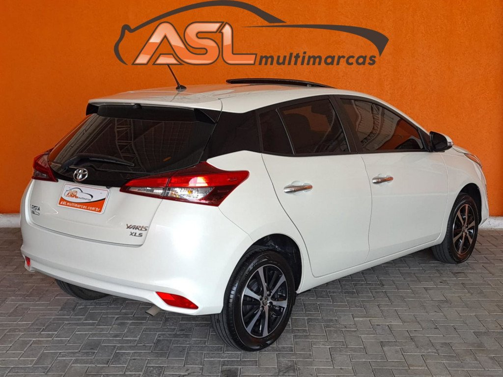 Imagem do veículo Toyota Yaris Xls 1.5 16v Flex