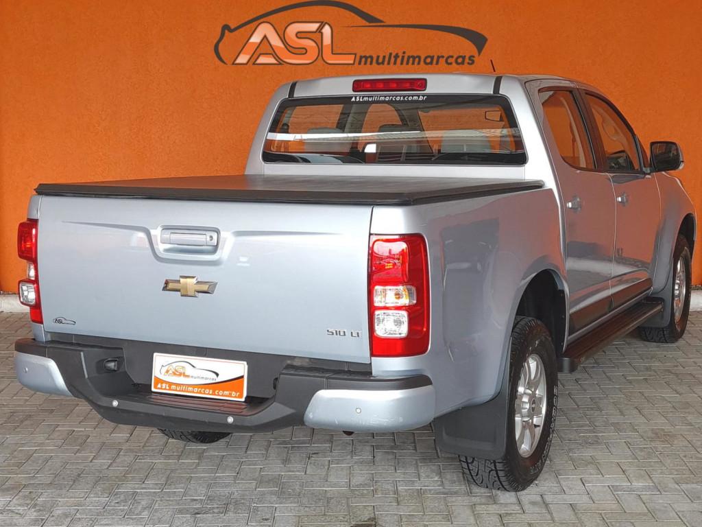 Chevrolet S10 Cd 2.4 16v Lt 4x2