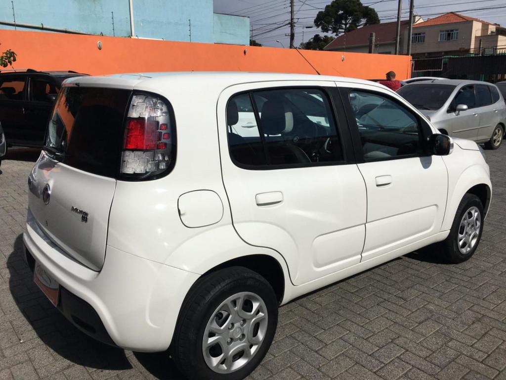 Imagem do veículo Fiat Uno Evolution 1.4 4p
