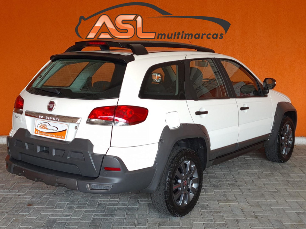 Imagem do veículo Fiat Palio Weekend Adventure 1.8 16v