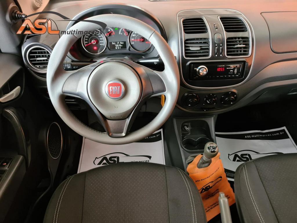 Imagem do veículo Fiat Grand Siena Attractive 1.4 8v