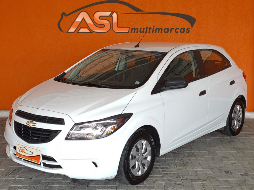 Chevrolet Onix 1.0 8v Joy Mt6 Flex