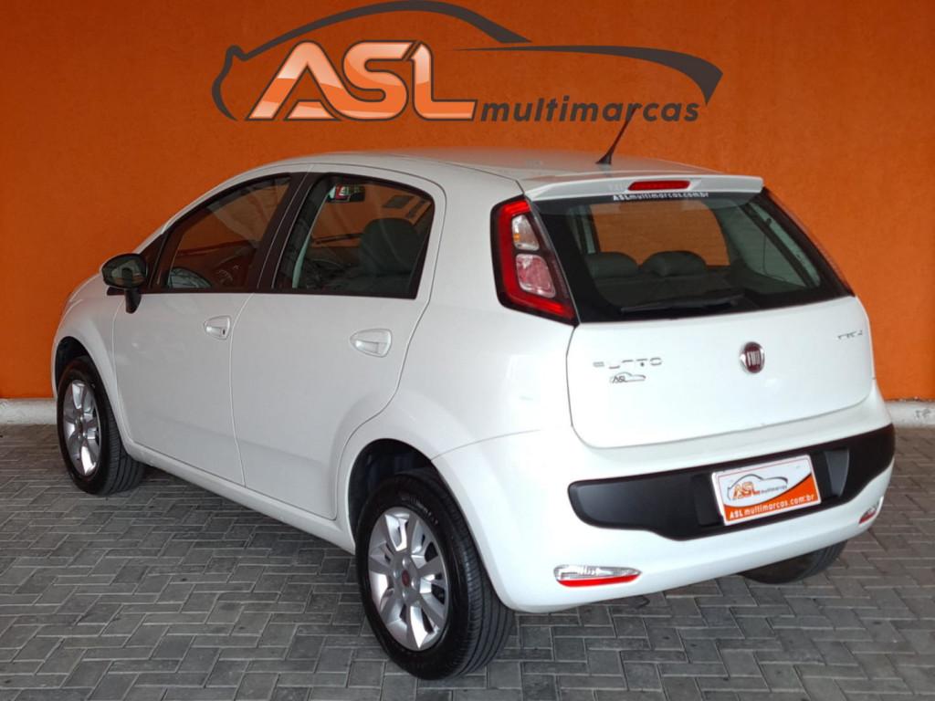 Imagem do veículo Fiat Punto Attractive Italia 1.4 8v Flex