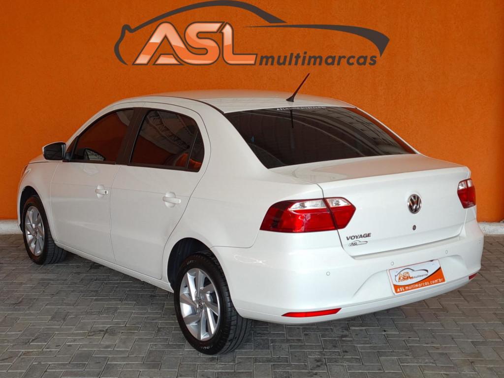 Imagem do veículo Volkswagen Voyage 1.6 8v Msi Urban Completo