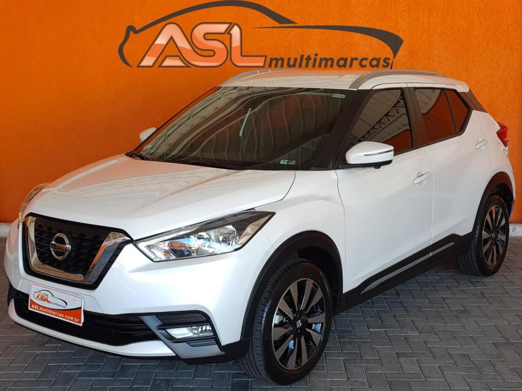 Nissan Kicks Sl 1.6 16v Xtronic Cvt®