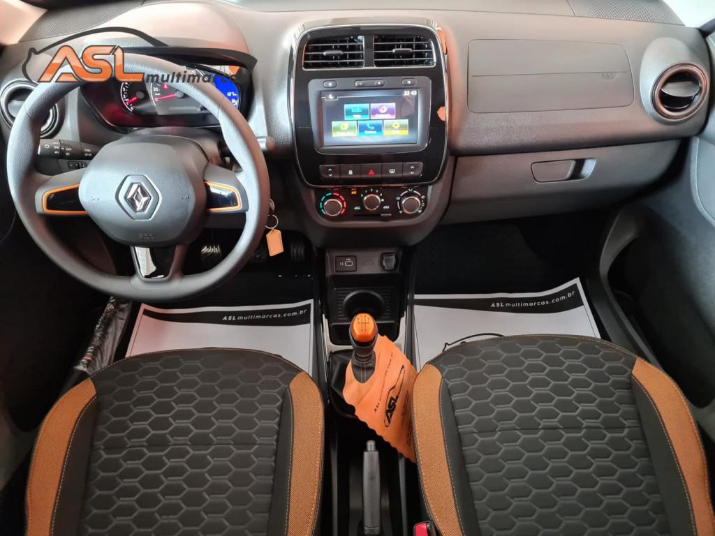 Imagem do veículo Renault Kwid Outsider 1.0 12v Sce Apenas 127 Km