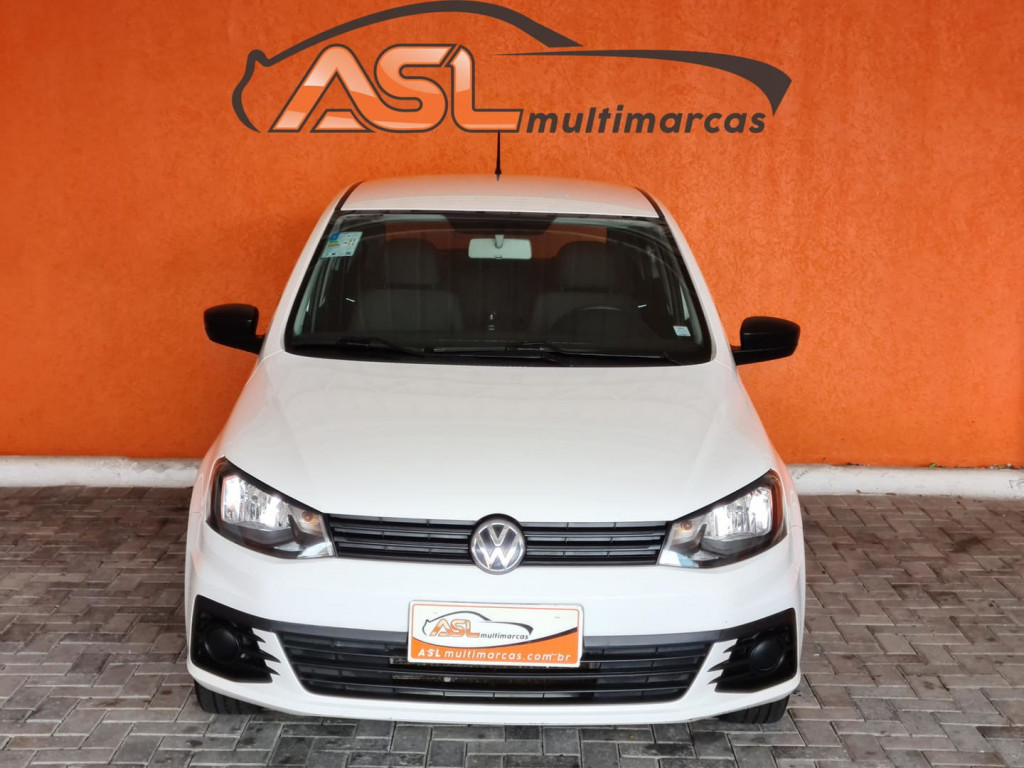 Imagem do veículo Volkswagen Gol Trendline 1.6 8v Msi