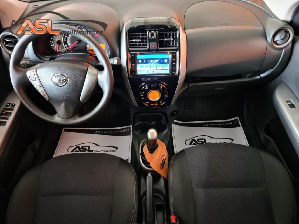 Imagem do veículo Nissan March Sl 1.6 16v Flex 4p Manual