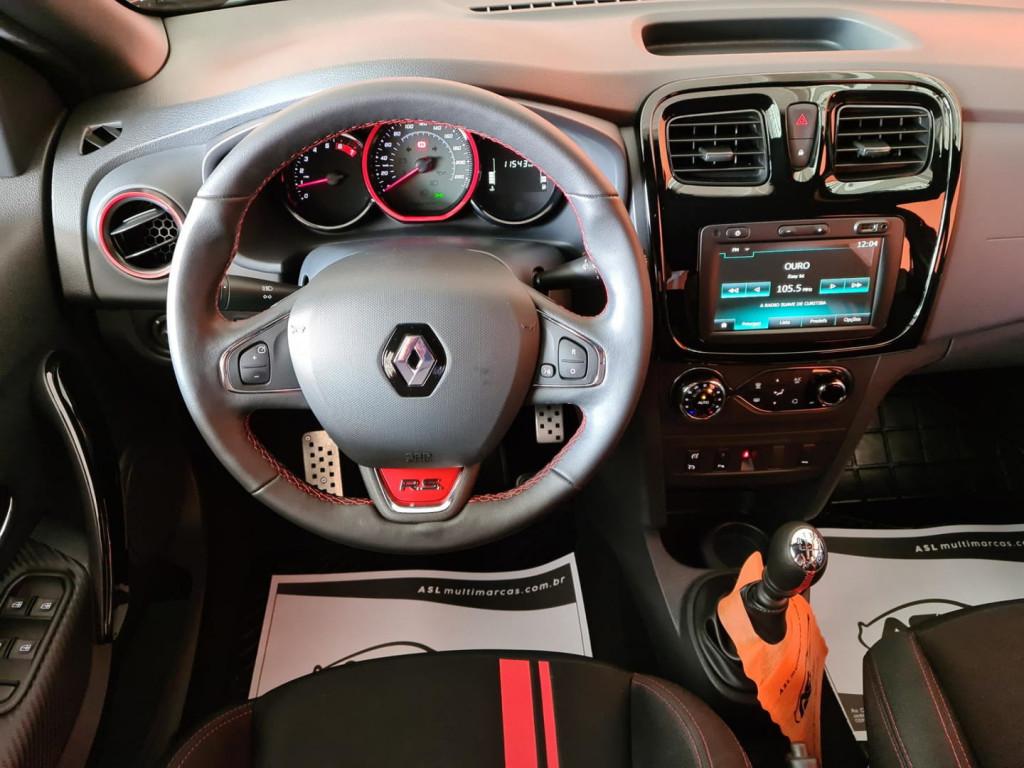Imagem do veículo Renault Sandero R.s 2.0 16v