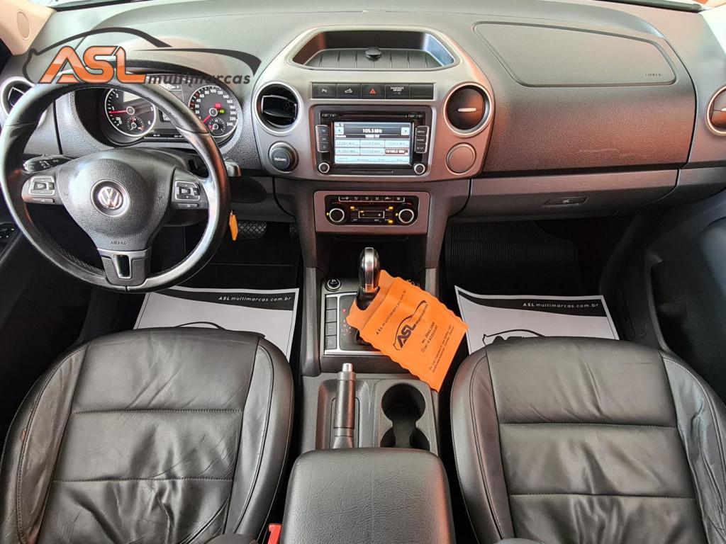 Imagem do veículo Volkswagen Amarok Highline Cd 2.0 16v 4x4