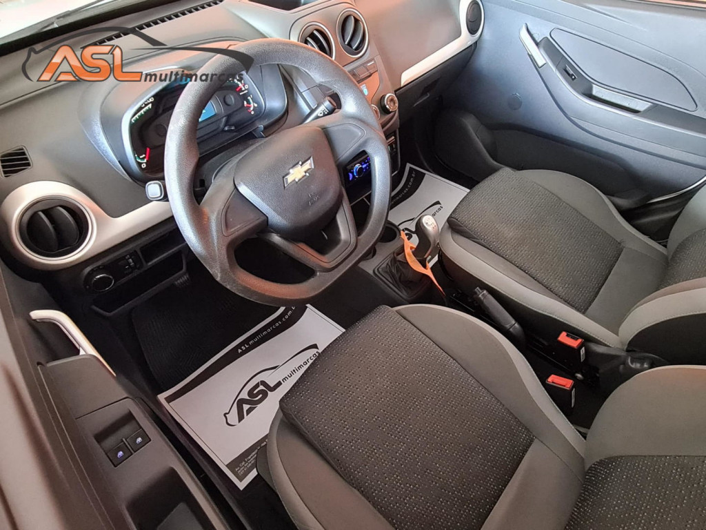 Imagem do veículo Chevrolet Montana Ls 1.4 8v Flex