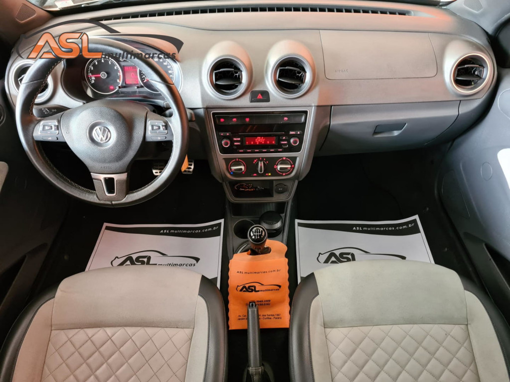 Imagem do veículo Volkswagen Voyage Evidence 1.6 8v