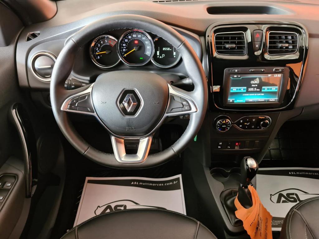 Imagem do veículo Renault Sandero Intense 1.6 16v Cvt Xtronic