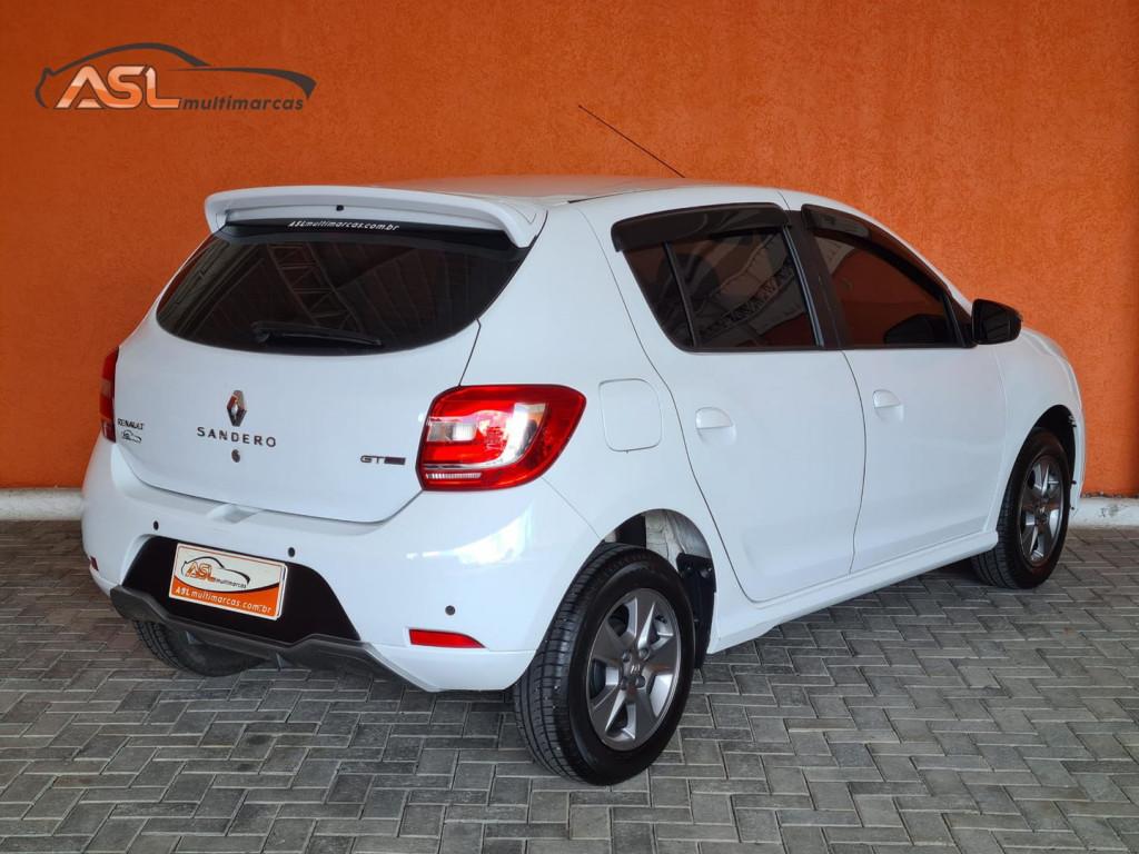 Renault Sandero Gt Line 1.0 12v