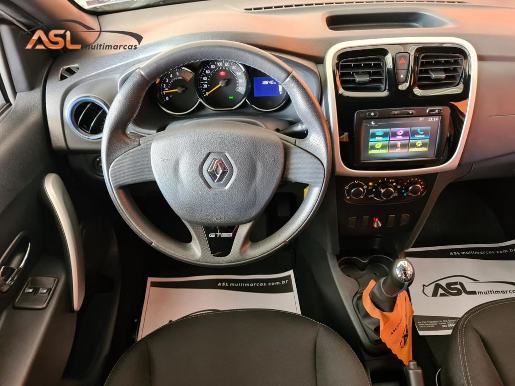Imagem do veículo Renault Sandero Gt Line 1.0 12v