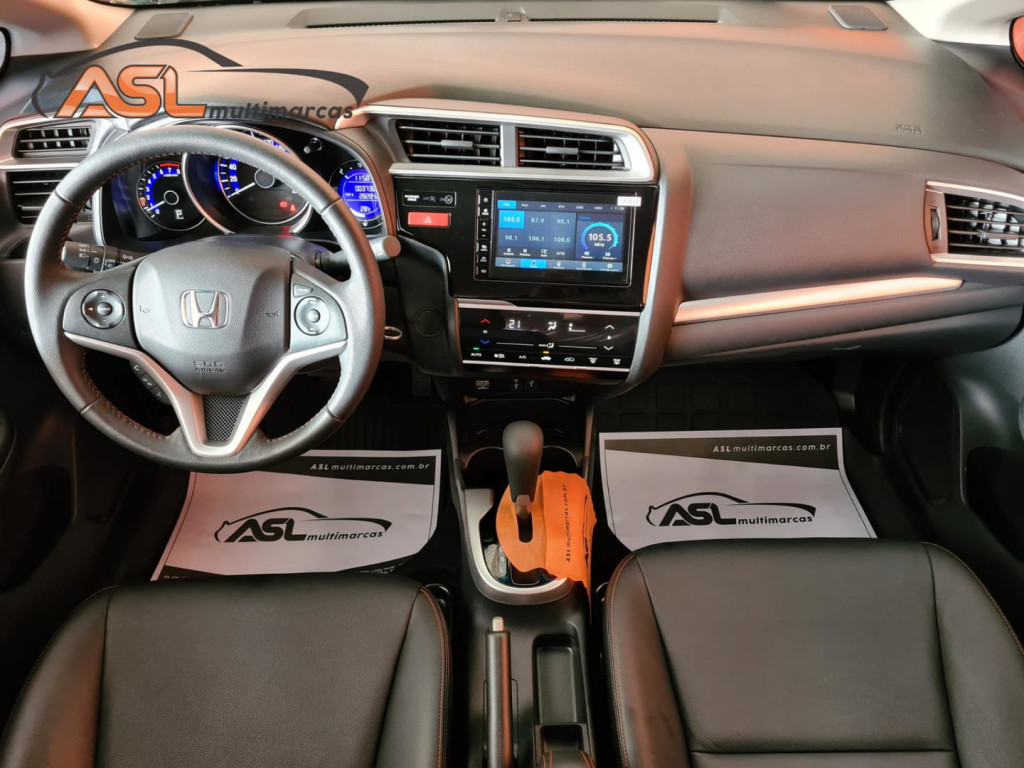 Imagem do veículo Honda Wrv 1.5 16v Flexone Exl Cvt