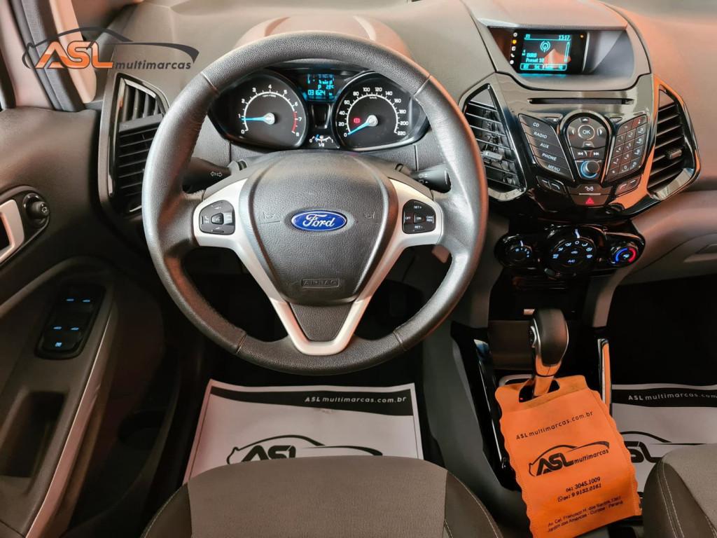 Imagem do veículo Ford Ecosport Freestyle 1.6 16v Automatico