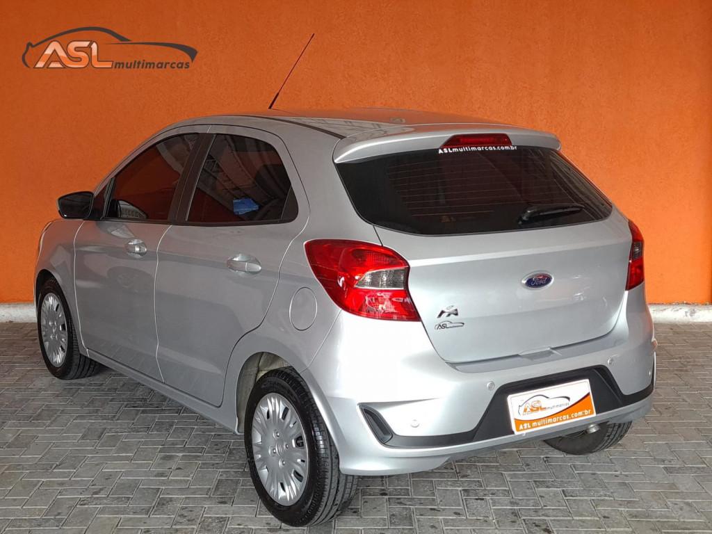 Imagem do veículo Ford Ka Se Plus 1.5 12v Automatico