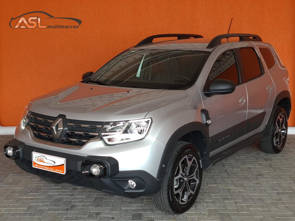 Renault Duster Iconic 1.6 16v Sce Xtronic