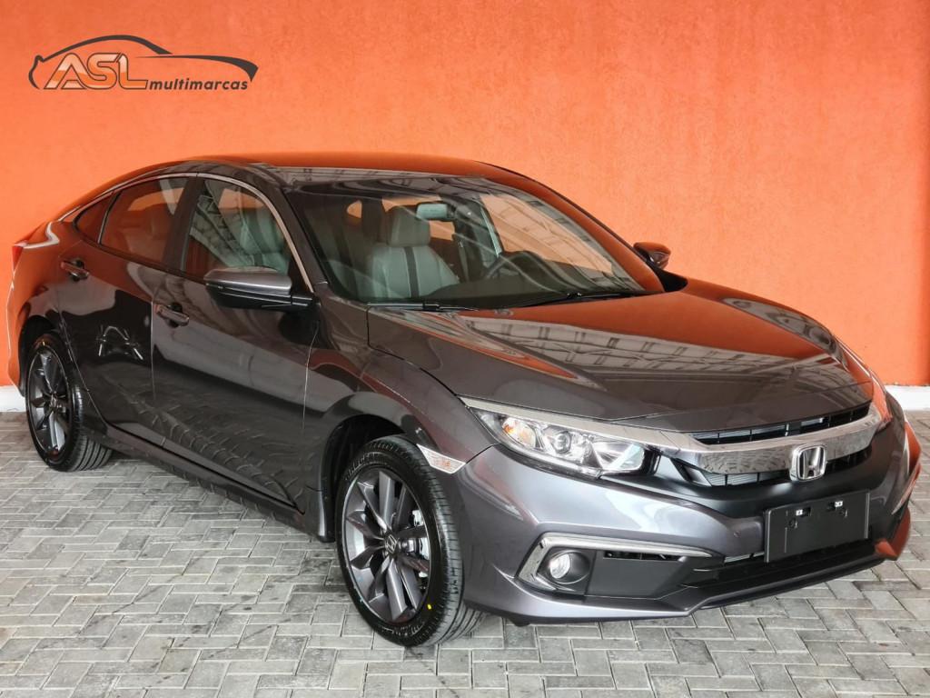 Imagem do veículo Honda Civic Ex 2.0 16v Cvt 0km