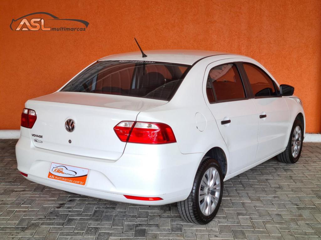 Volkswagen Voyage 1.6 8v Msi