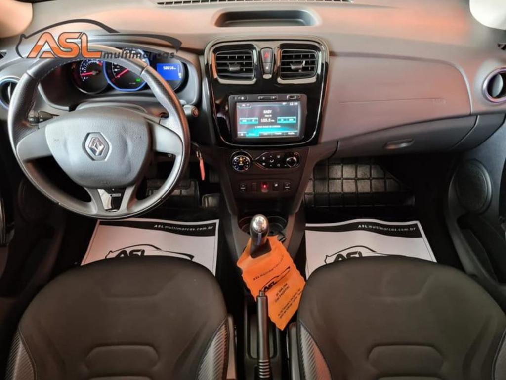 Imagem do veículo Renault Sandero Gt Line 1.6 16v Sce