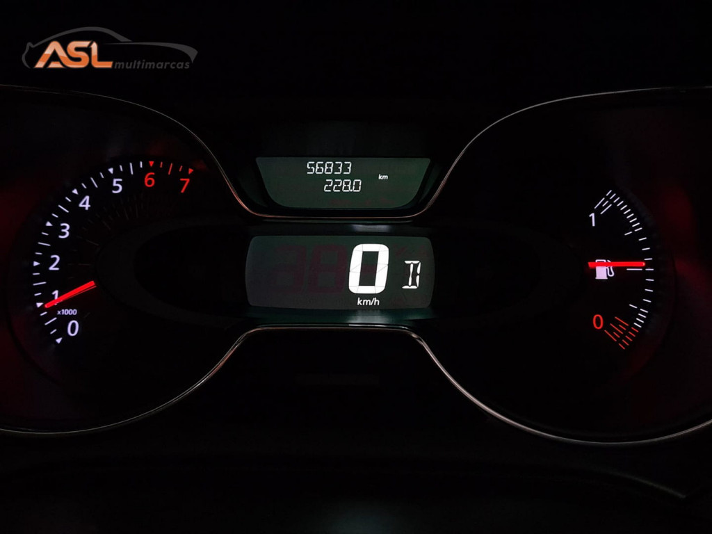 Imagem do veículo Renault Captur Intense 1.6 16v Xtronic