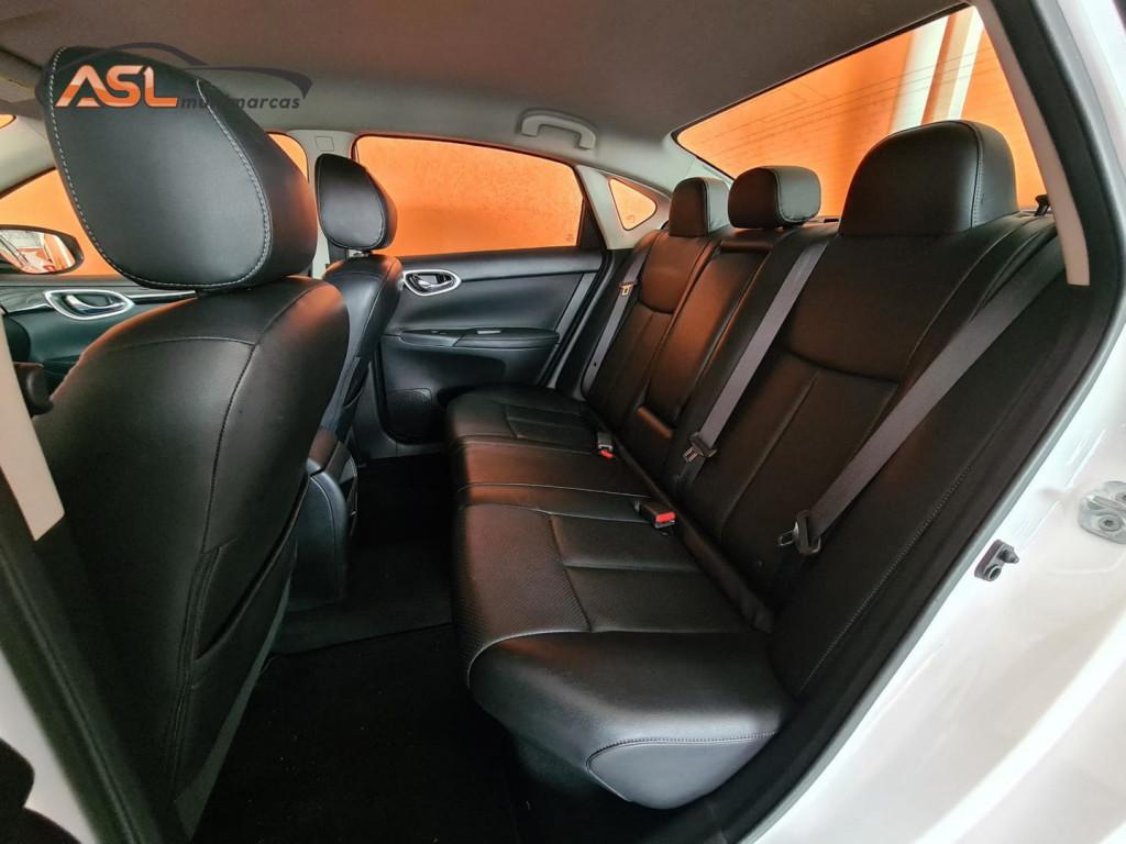 Imagem do veículo Nissan Sentra Sv 2.0 16v Xtronic Cvt®