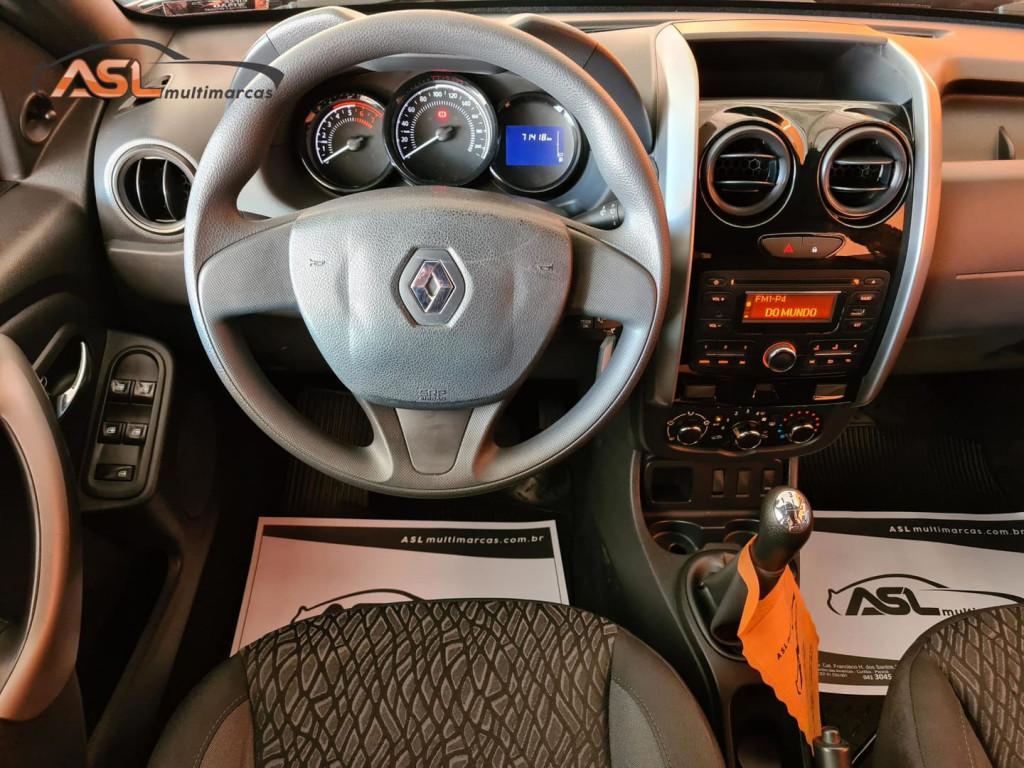 Imagem do veículo Renault Duster 1.6 16v Hiflex