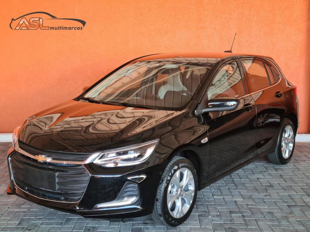 Chevrolet Onix Premier Ii Turbo 0km