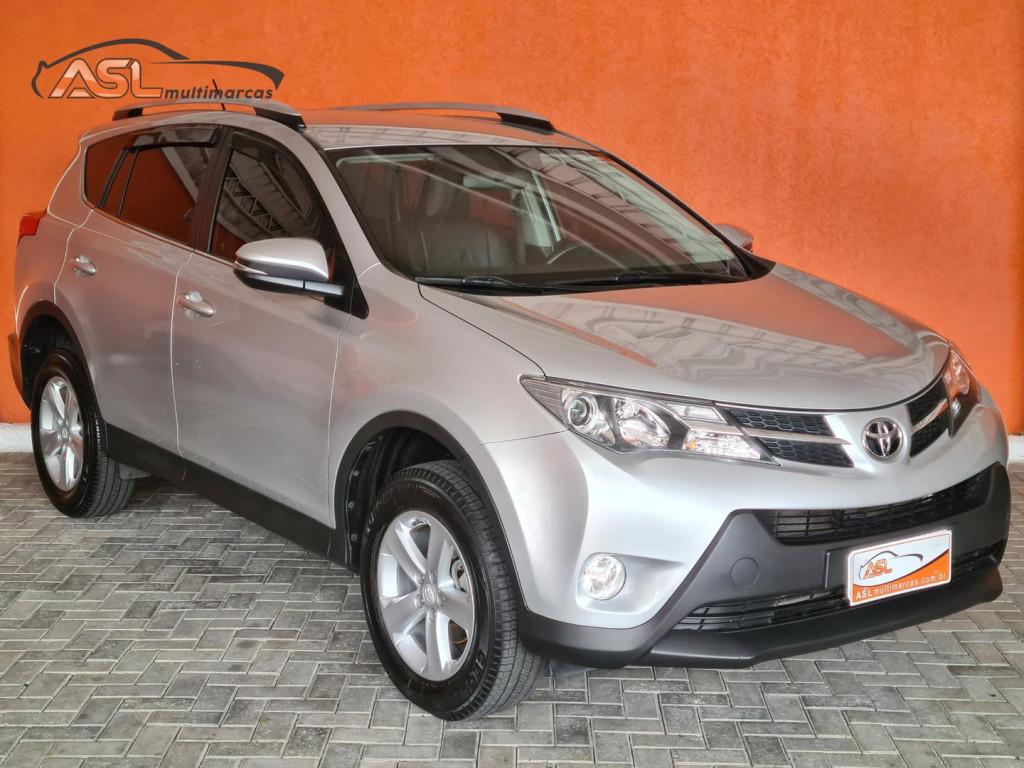 Imagem do veículo Toyota Rav4 2.0 16v 4x2 Automatico