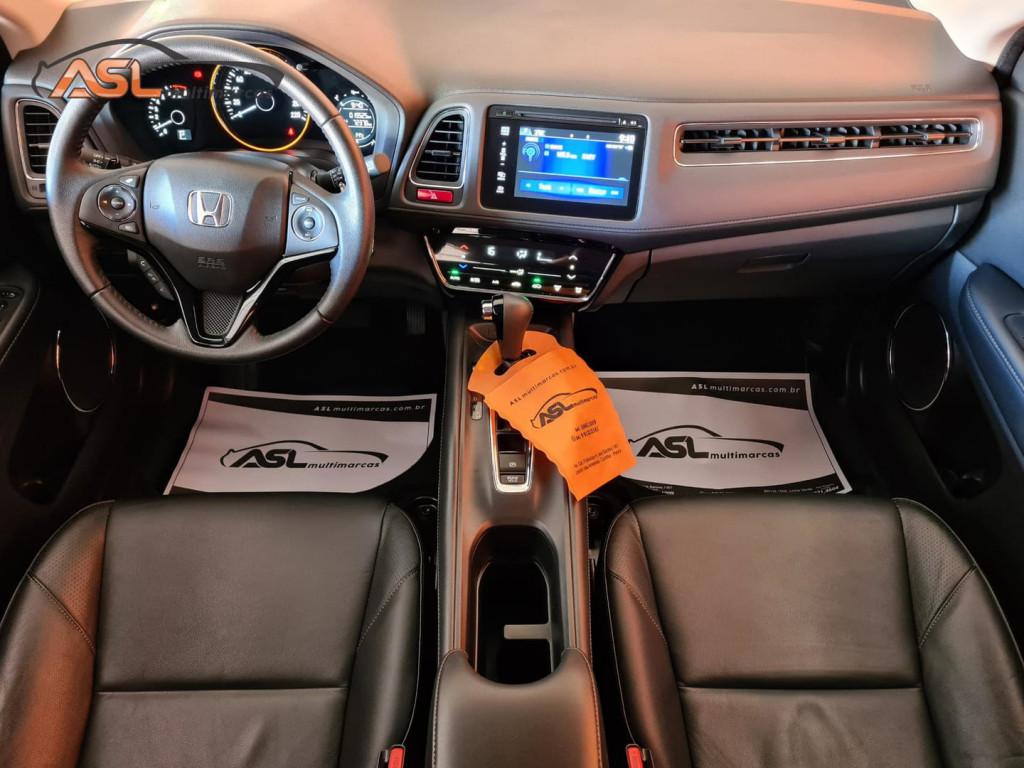 Imagem do veículo Honda Hrv Touring 1.8 16v Flexone