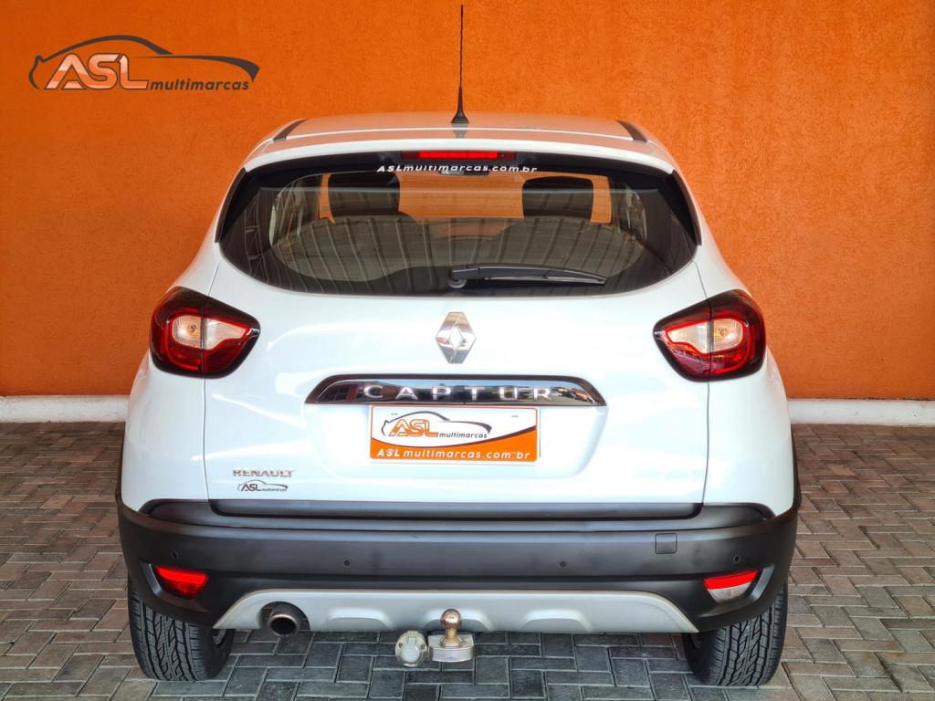 Imagem do veículo Renault Captur Zen 1.6 16v Sce Xtronic