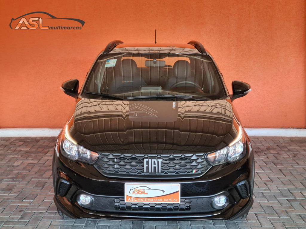Imagem do veículo Fiat Argo Trekking 1.3 8v Apenas 203 Km