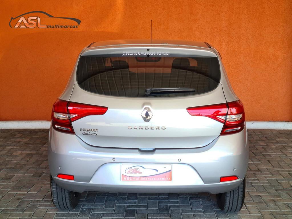 Imagem do veículo Renault Sandero Zen 1.0 12v Sce