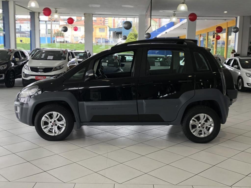 Imagem do veículo Fiat Idea Adventure 1.8 2014