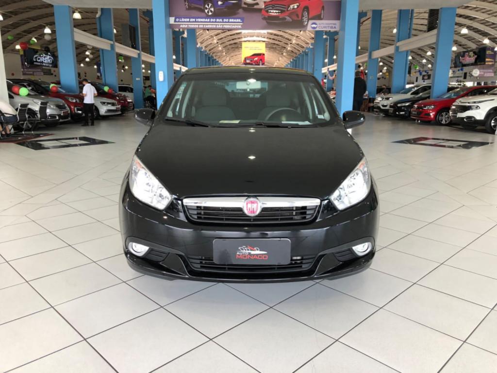 Fiat Grand Siena 1.4 Mpi Attractive Completo