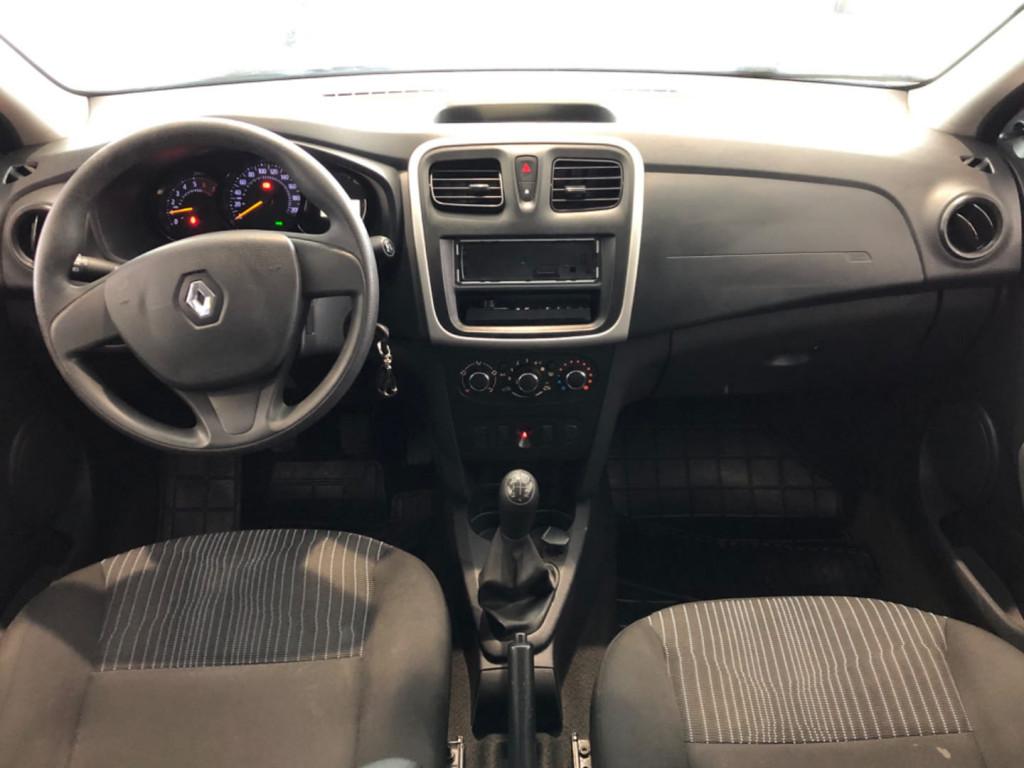 Imagem do veículo Renault Sandero 1.0 12v Sce Flex Authentique Manual