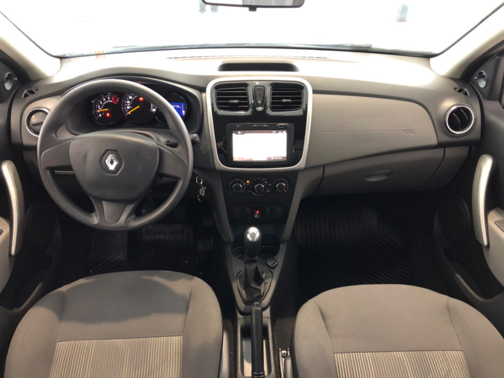 Imagem do veículo Renault Logan 1.6 16v Sce Flex Expression 4p Manual