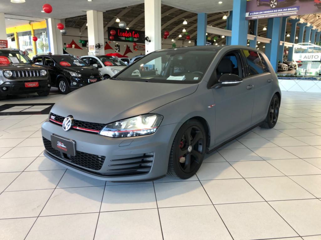 Volkswagen Golf Gti Ad Turbo 2.0
