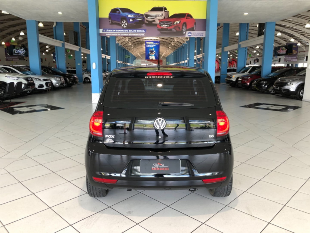 Imagem do veículo Volkswagen Fox 1.6 2013 Baixa Km