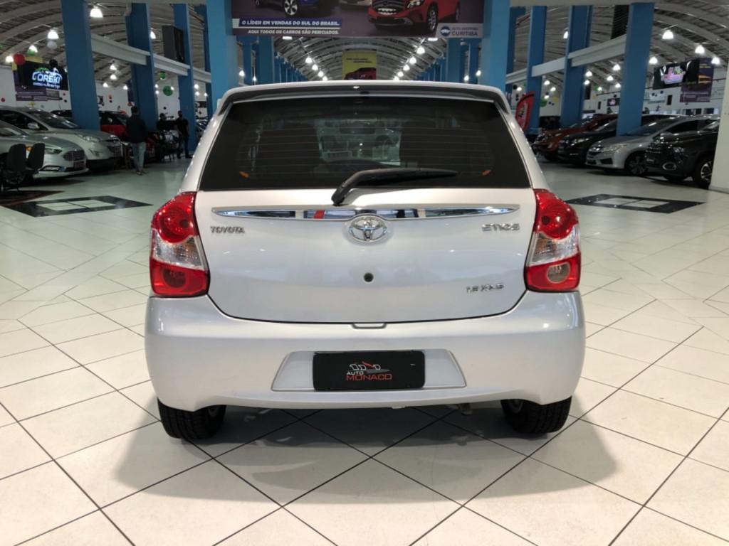 Imagem do veículo Toyota Etios Xls 1.5 Hb Mec