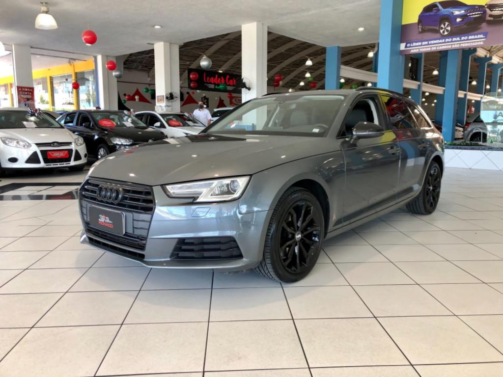 Audi A4 Avant 2017 2.0 Tfsi