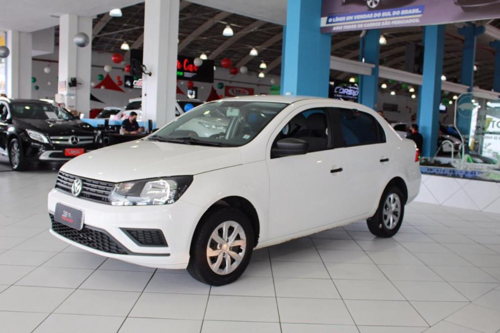 Imagem do veículo Volkswagen Novo Voyage 1.0