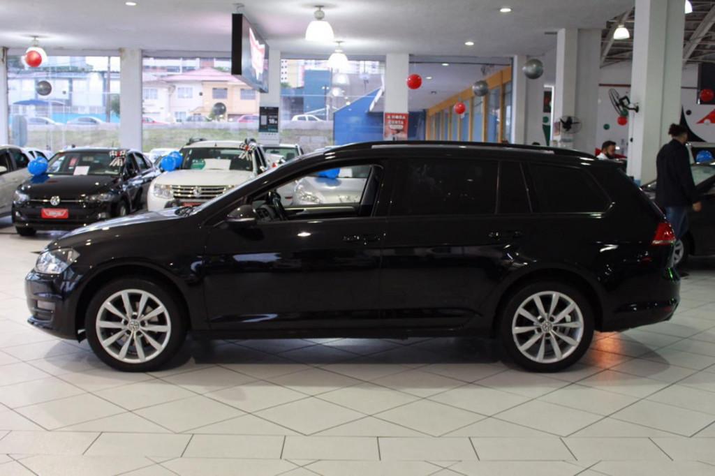 Imagem do veículo Volkswagen Golf Variant Cl Aa