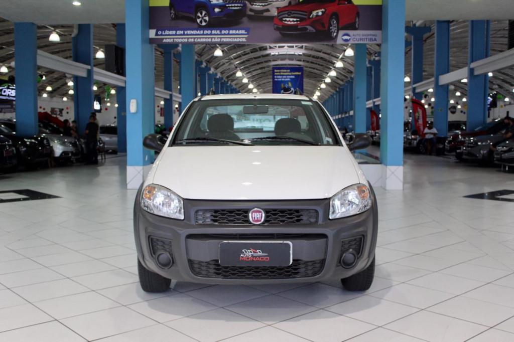Imagem do veículo Fiat Strada Working 1.4