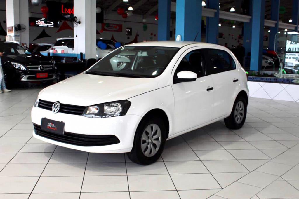 Volkswagen Gol 1.0 Completo 2015