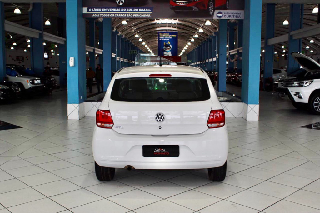 Imagem do veículo Volkswagen Gol City