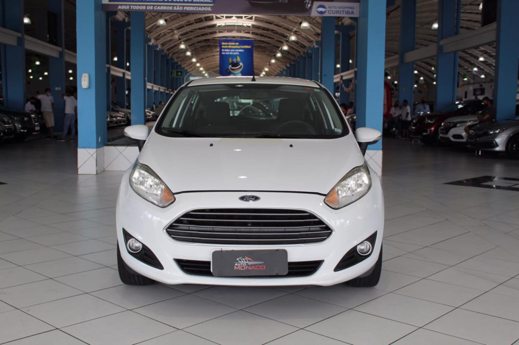 Imagem do veículo Ford Fiesta 1.5 S Hatch 16v Flex 4p Manual