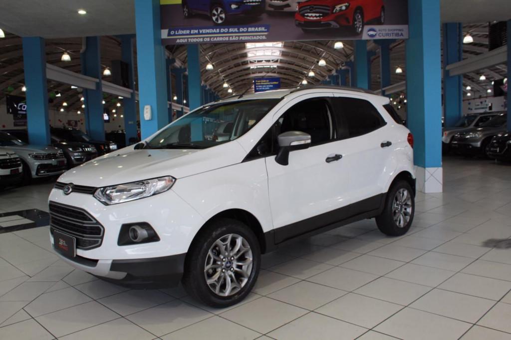 Ford Ecosport Freestyle 2.0 Aut 2015